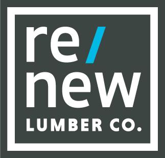 Re/New Lumber Co. logo